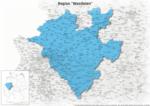 "Regionalfenster-Region ""Westfalen"""