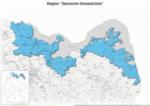"""Regionalfenster-Region """"Deutsche Ostseeküste"""""""