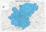 """Regionalfenster-Region """"Rhein-Main-Gebiet"""""""