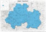 """Regionalfenster-Region """"Sauerland"""""""