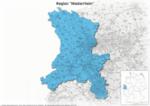 """Regionalfenster-Region """"Niederrhein"""""""