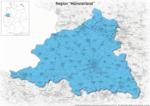 "Regionalfenster-Region ""Münsterland"""