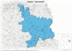 "Regionalfenster-Region ""Spreewald"""